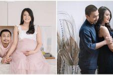 Momen kelahiran anak ke-2 Raditya Dika dan Anissa Aziza, namanya unik