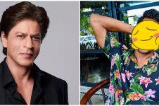 10 Pesona Marlon Abraham, seleb TikTok disebut mirip Shah Rukh Khan
