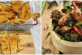 15 Resep olahan ayam kekinian untuk dijual, mudah & menggugah selera