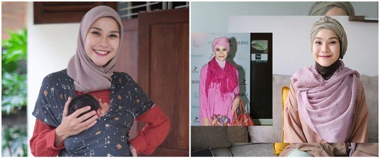 Tutorial Hijab Ala Zaskia Adya Mecca Sedang