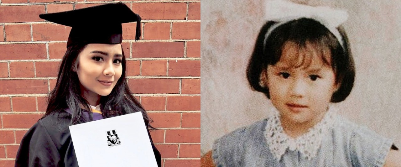 10 Potret transformasi Gita Gutawa, manis sejak kecil