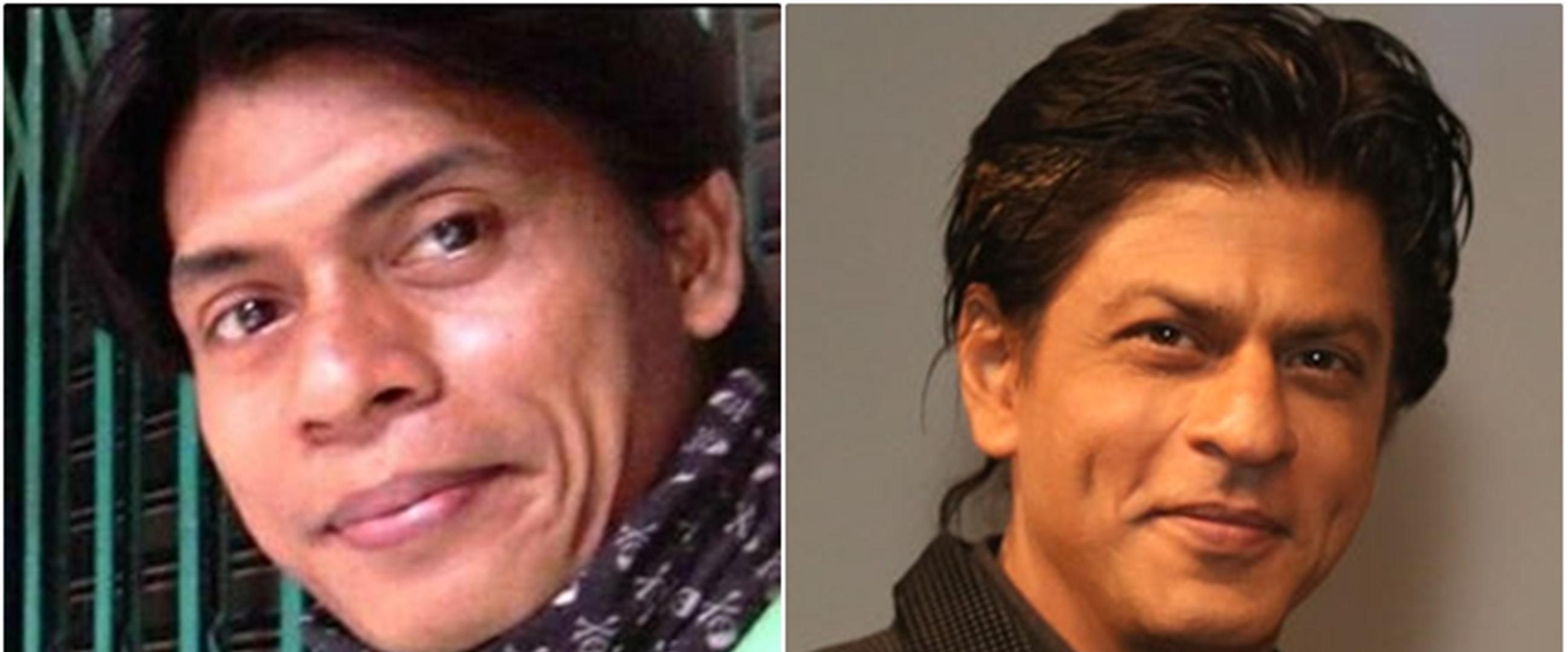 4 Pria ini disebut 'kembaran' dengan Shah Rukh Khan, bisa bedain?