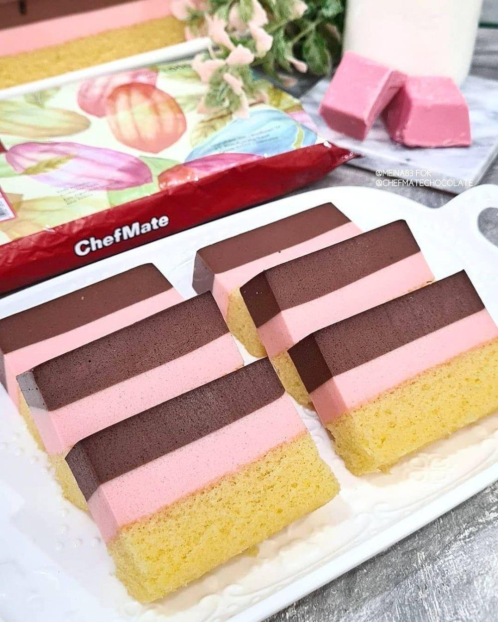 Resep puding cake © 2020 brilio.net