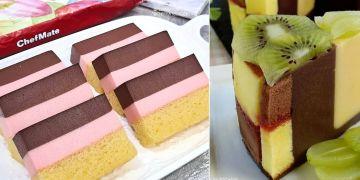 10 Resep puding cake, enak, kenyal, empuk dan mudah dibuat