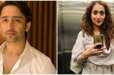 10 Pesona Ruchikaa Kapoor, produser cantik pacar Shaheer Sheikh
