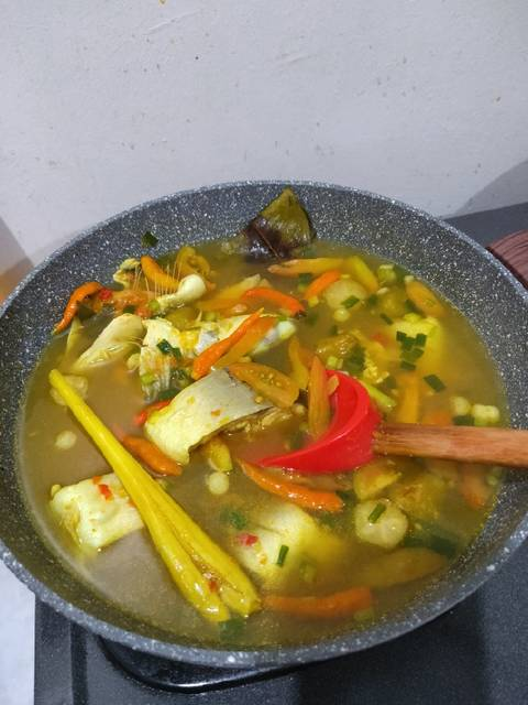 Resep makanan khas Lamongan © berbagai sumber