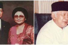 Potret lawas Presiden Soeharto gowes, sepedanya jadi sorotan
