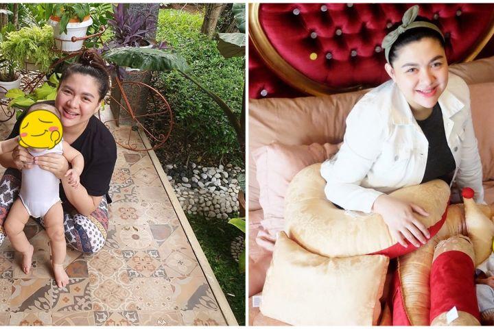 10 Potret rumah mewah Vicky Shu, bergaya klasik