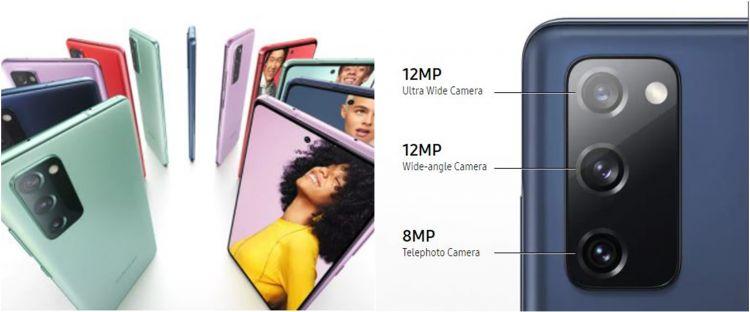 Harga Samsung Galaxy S20 FE, lengkap dengan kelebihan & kekurangannya