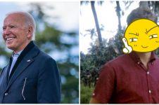 Potret masa muda Joe Biden yang viral, disebut mirip Captain Amerika