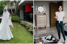 Penampakan rumah 10 pesinetron yang dipersunting pengusaha, cozy abis