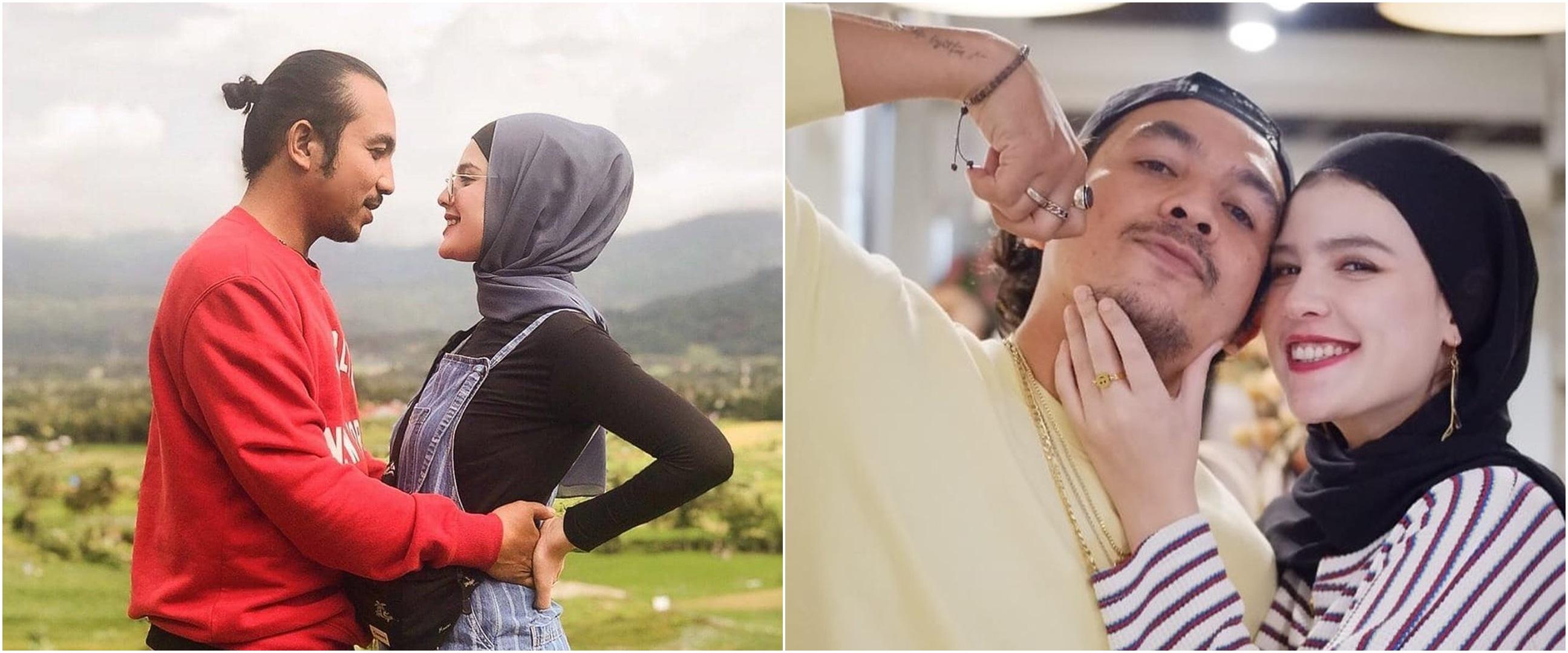 3 Tahun menanti, Brina Shabyna istri Ricky Komo hamil anak pertama