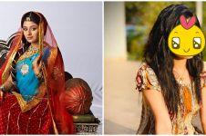 Potret 6 pemain wanita Jodha Akbar tanpa makeup, cantiknya natural
