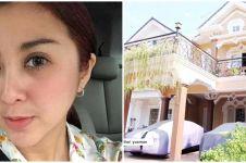 11 Potret rumah artis kolosal Errina GD, dijuluki Sultan Cibubur