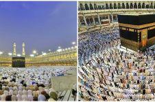 Umrah kembali dibolehkan, ini 8 potret terbaru Masjidil Haram Mekkah