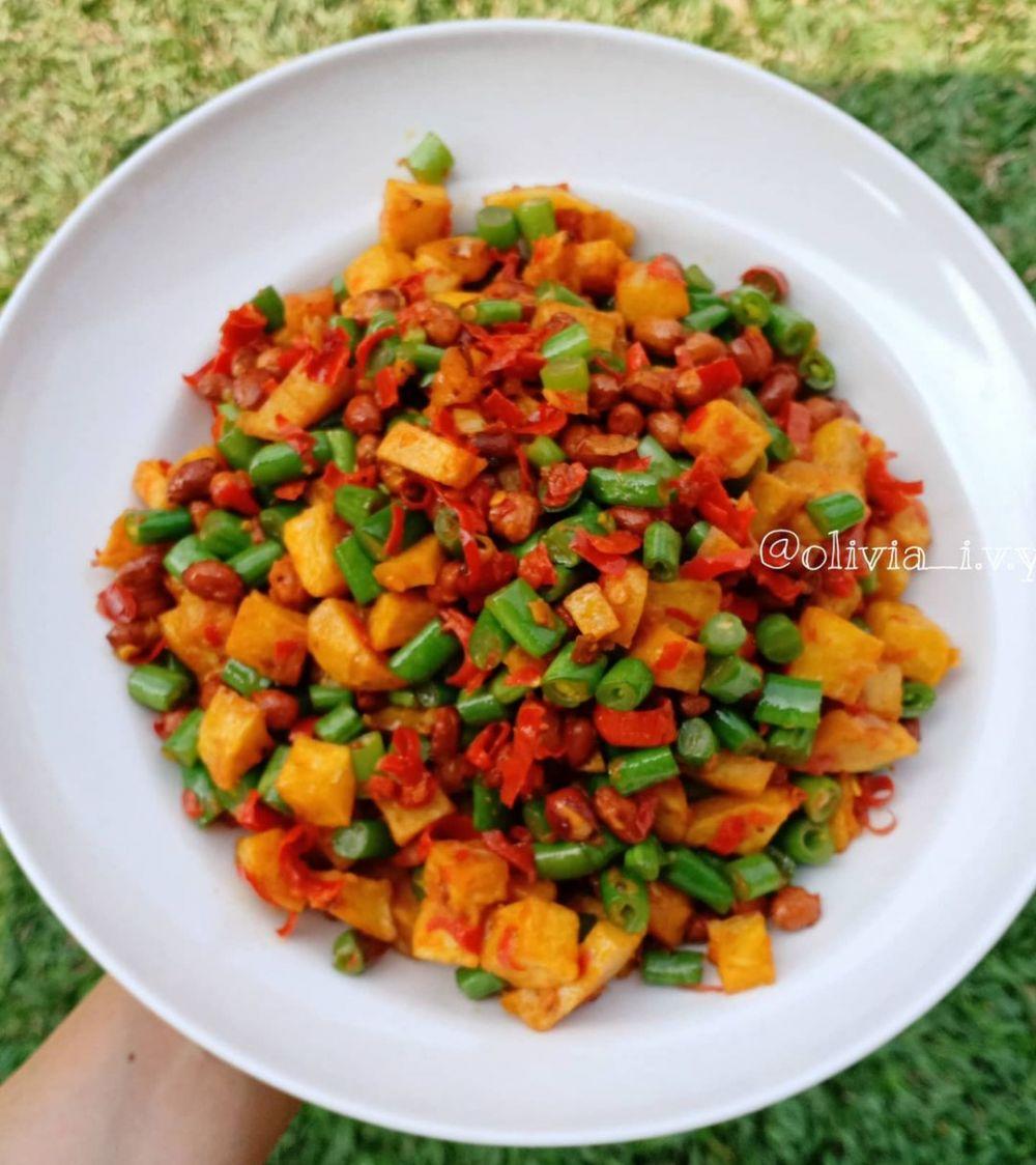 resep tumis kentang © Instagram