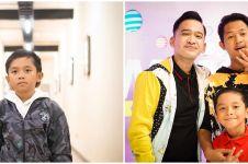 10 Potret terbaru Diwan, YouTuber cilik yang viral beli ikan cupang