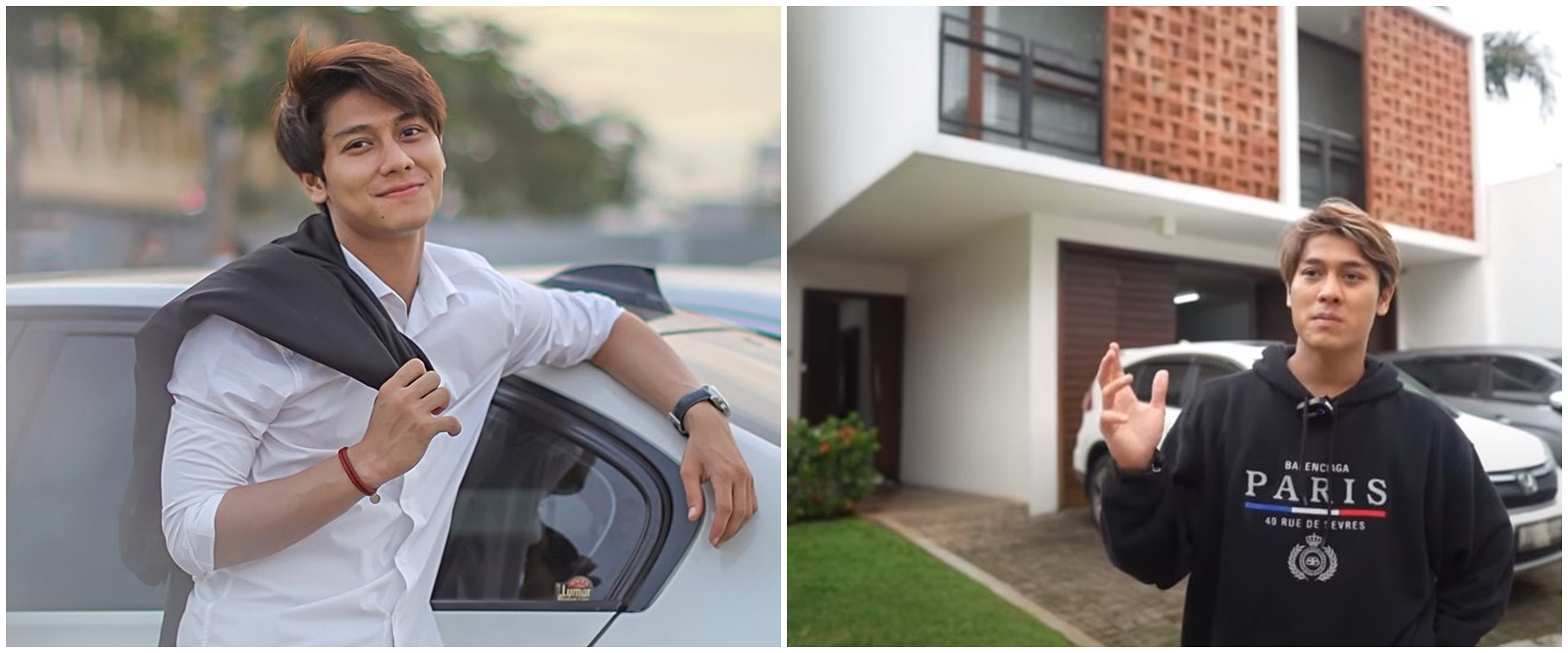 15 Potret rumah baru Rizky Billar, foto sama Lesty Kejora disorot