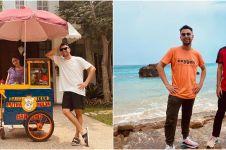 10 Potret Raffi Ahmad ajak liburan kembarannya di Nihi Sumba