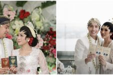 Momen pernikahan 10 penyanyi dengan adat Jawa, terbaru Tata Janeeta