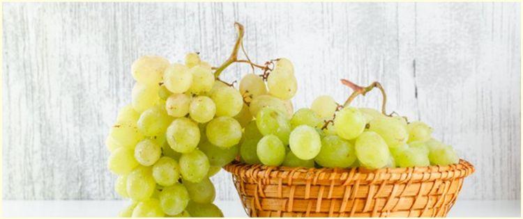 10 Manfaat anggur hijau untuk kesehatan, tingkatkan kesehatan mata