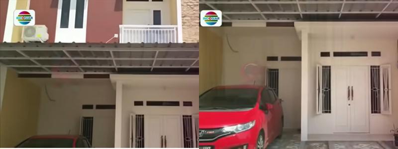 rumah baru Rara LIDA © YouTube