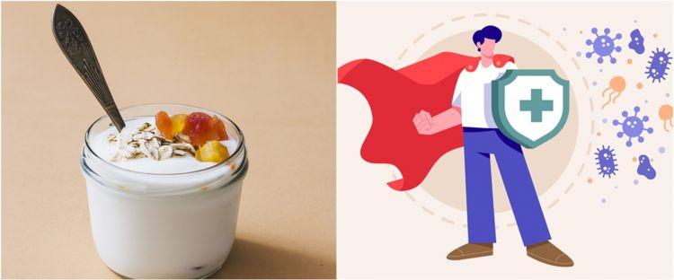 10 Manfaat yogurt untuk kesehatan, bisa menguatkan sistem imun