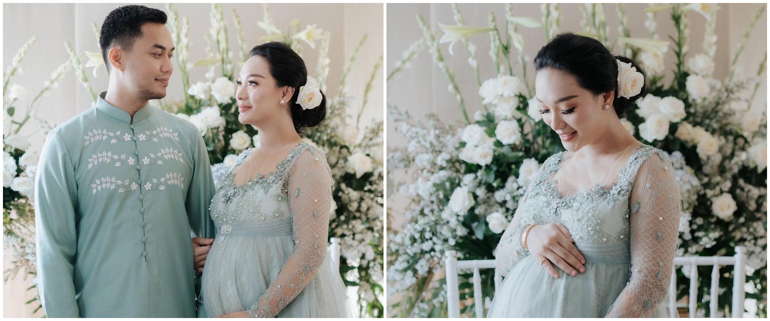 8 Perjalanan kehamilan anak pertama Zaskia Gotik, sempat jatuh sakit