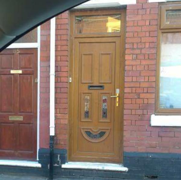 desain pintu rumah terbalik © Berbagai sumber