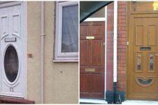 10 Desain pintu rumah terbalik ini bikin kamu nyengir kuda