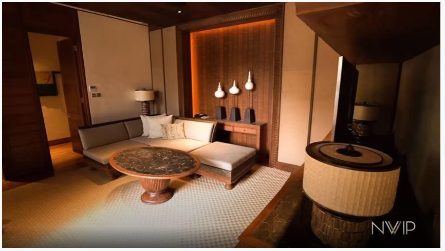 villa honeymoon Nikita di Ubud © YouTube