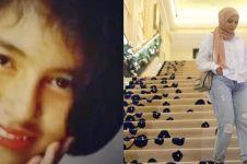 10 Potret transformasi Meisya Siregar, wajah masa kecilnya imut