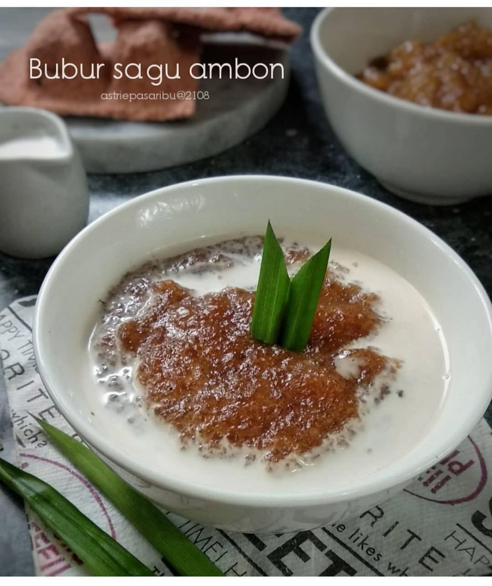 Resep camilan dari tepung sagu © berbagai sumber