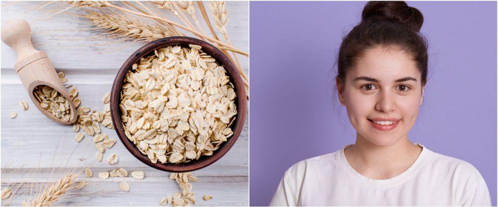 Manfaat oatmeal untuk kecantikan © freepik.com
