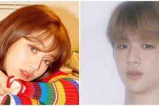 Kang Daniel dan Jihyo TWICE resmi putus, ini alasannya