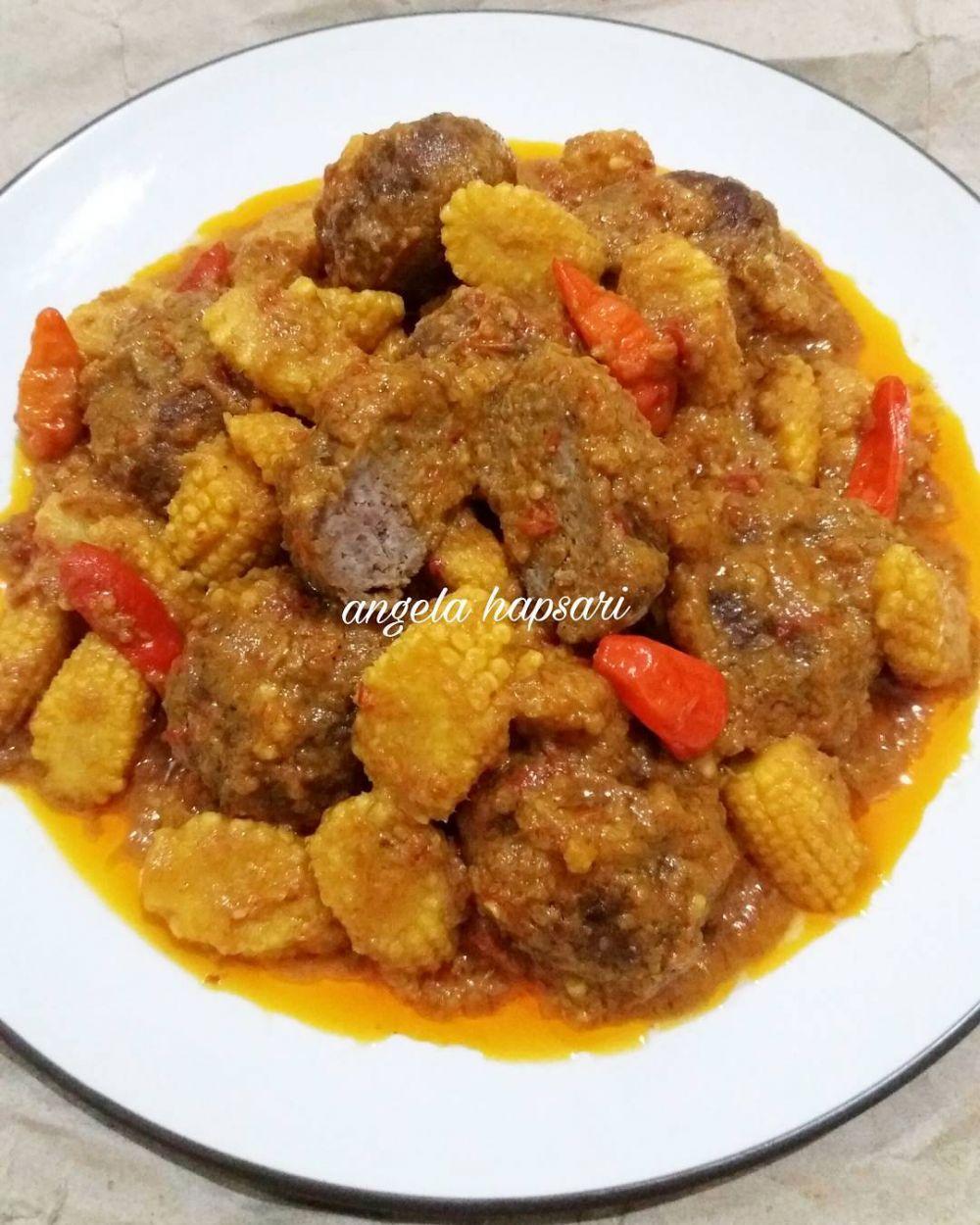 Resep masakan bumbu rujak © 2020 brilio.net