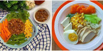 12 Resep menu makan siang untuk diet sehat, enak dan spesial