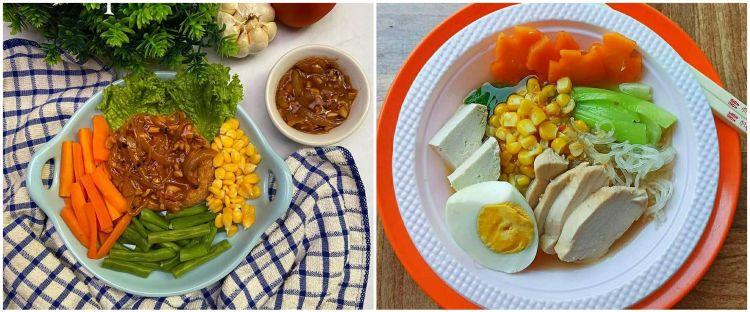 12 Resep Menu Makan Siang Untuk Diet Sehat Enak Dan Spesial