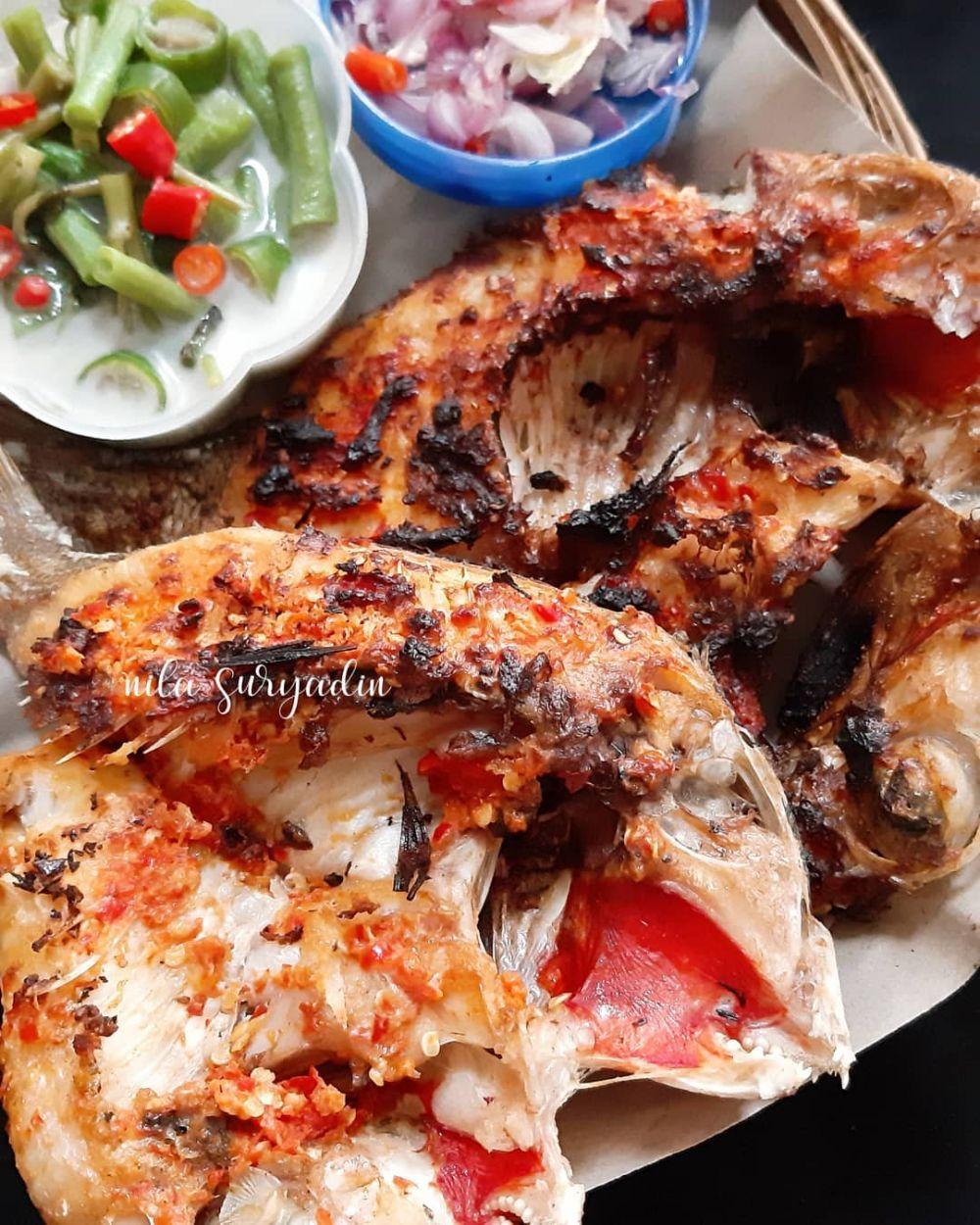 Resep ikan bercitarasa pedas © Instagram