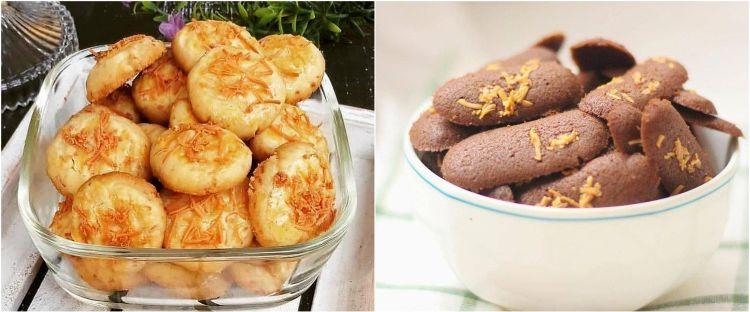 10 Resep kreasi cookies ala rumahan, enak, renyah, dan mudah dibuat