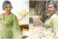 Hamil anak kedua, ini 8 momen maternity shoot Kimmy Jayanti