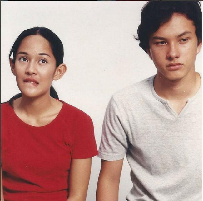 Pasangan Nicholas Saputra di film © Istimewa