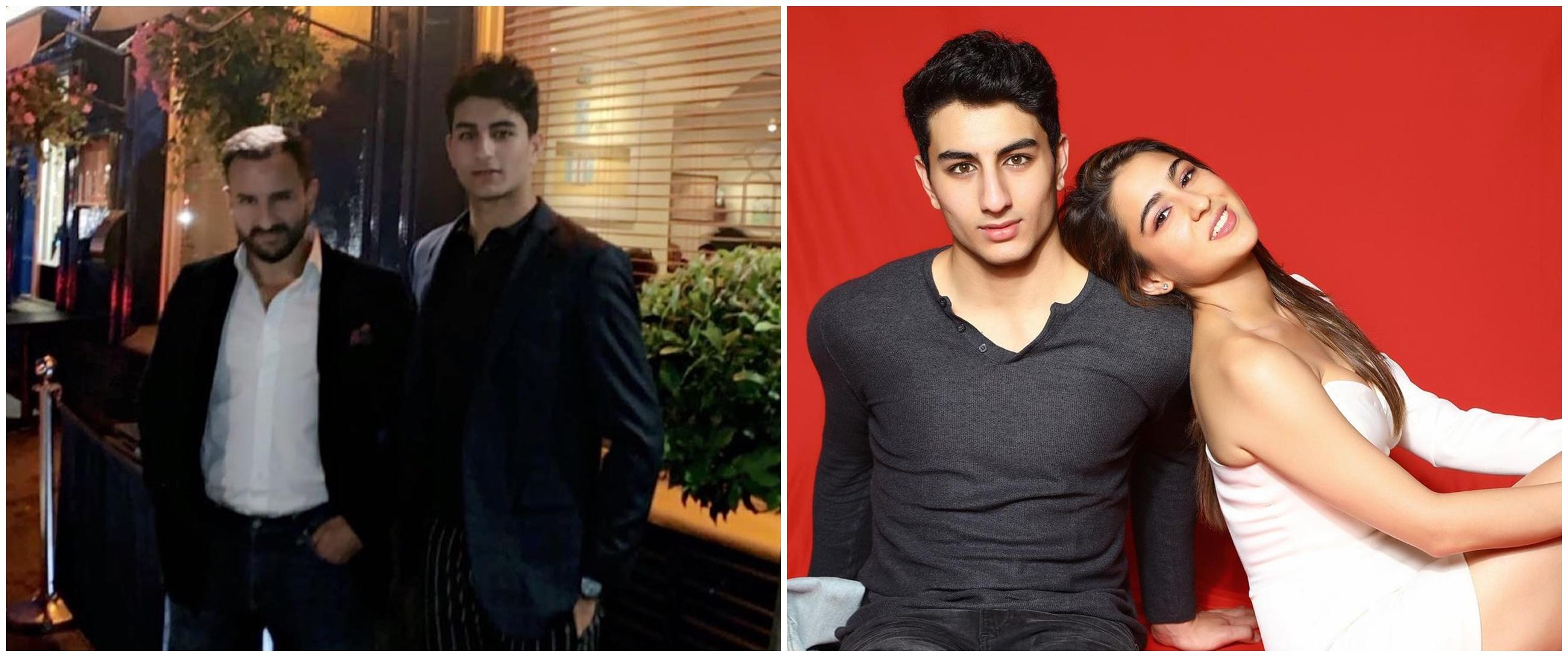 Anaknya ingin jadi aktor, ini syarat Saif Ali Khan untuk Ibrahim
