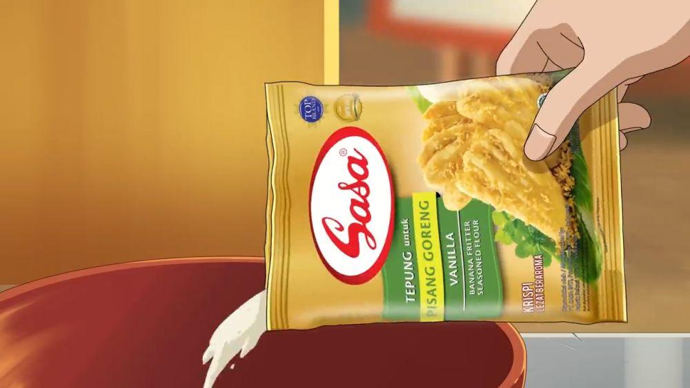 Angkat kuliner Nusantara, anime dari anak bangsa dipuji sekelas Ghibli screenshot via YouTube/Sasa Melezatkan