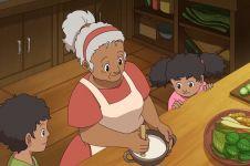 Angkat kuliner Nusantara, anime dari anak bangsa dipuji sekelas Ghibli