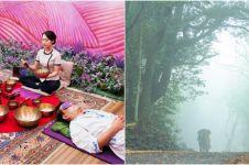 10 Destinasi wisata wellness di Korea, ada terapi minum teh