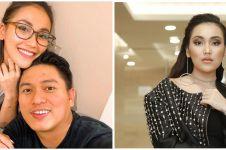 Momen kebersamaan Ayu Ting Ting dan calon anak sambung, curi perhatian