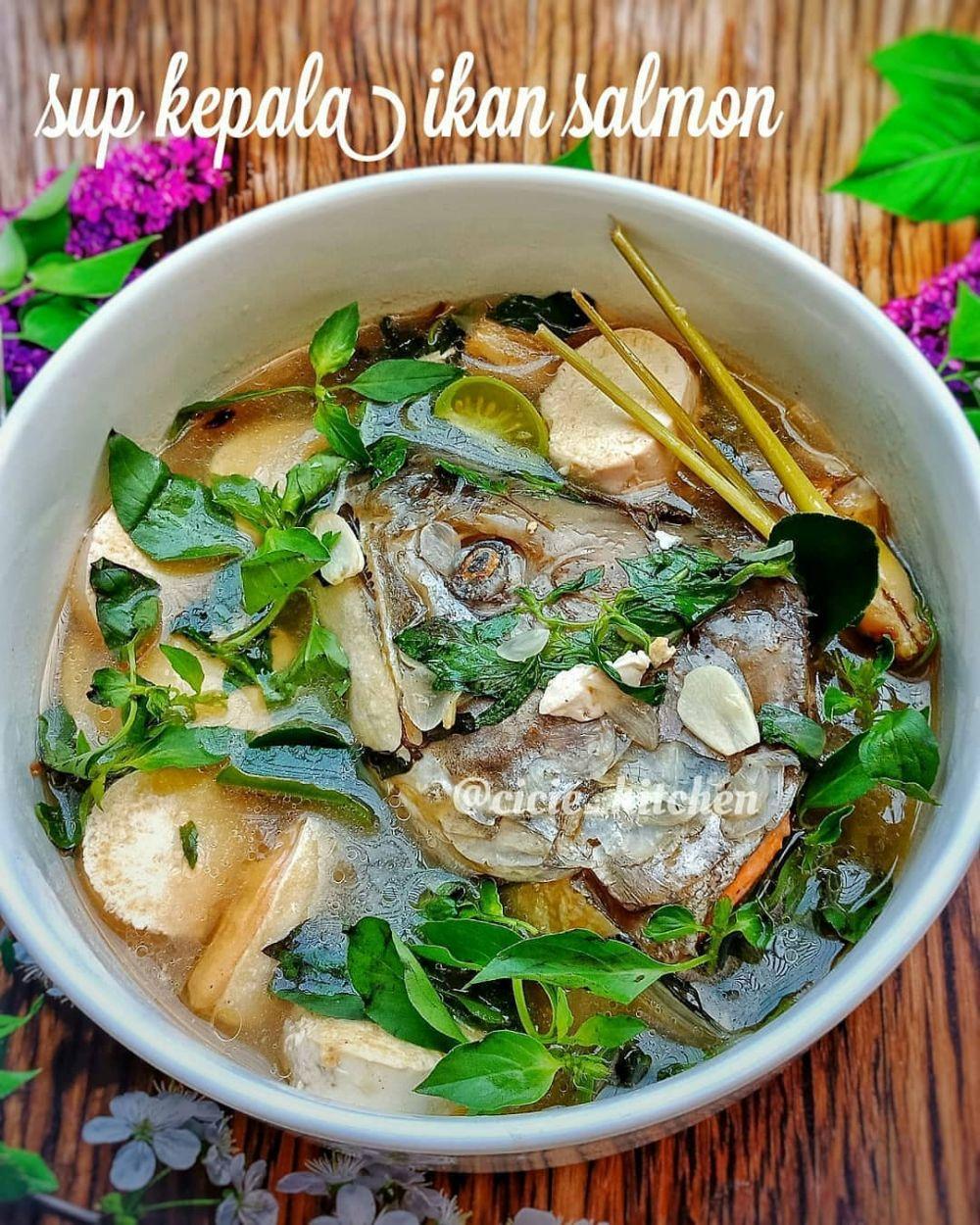 Resep sup ikan © 2020 brilio.net