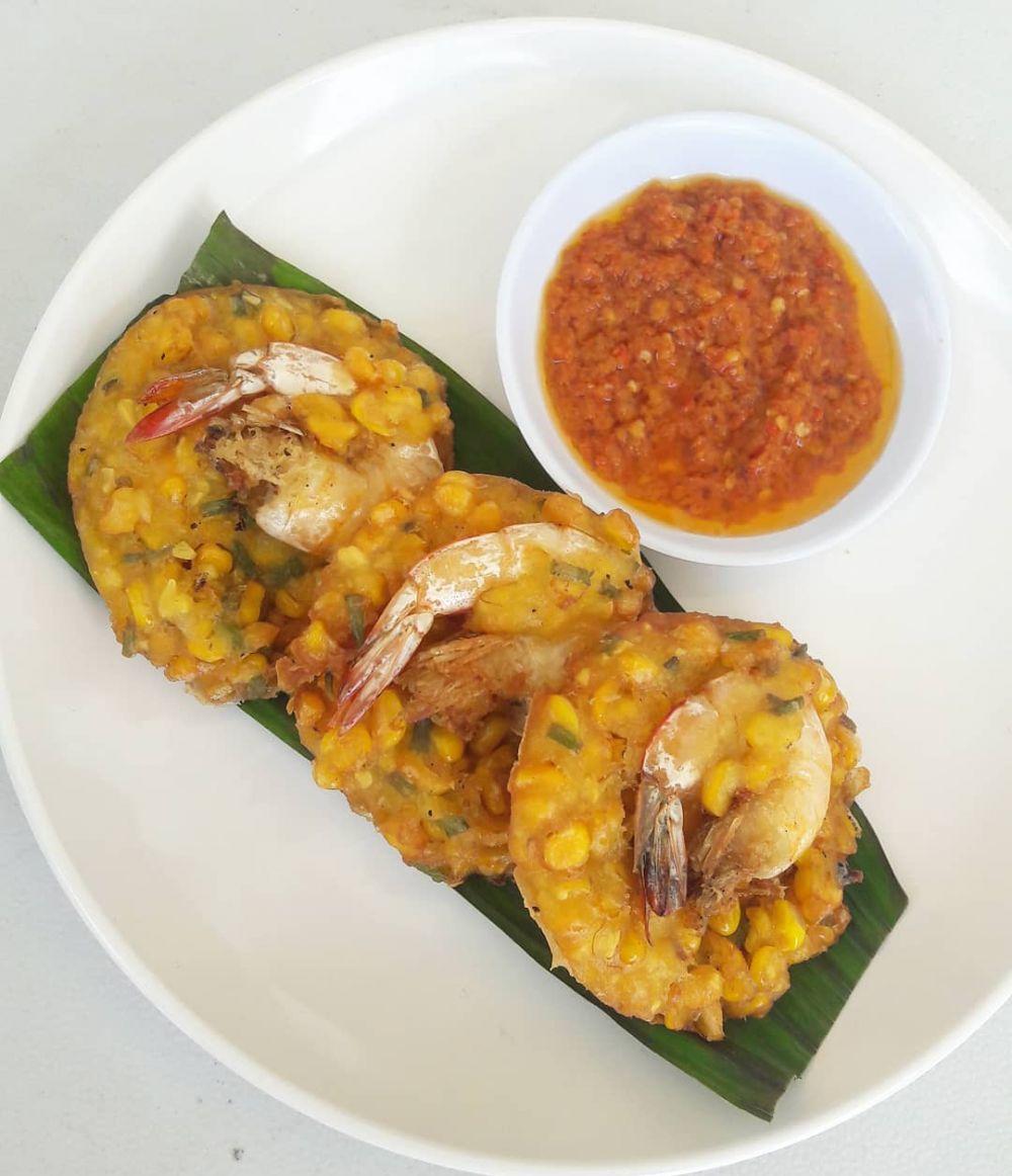 Resep camilan dari seafood Instagram