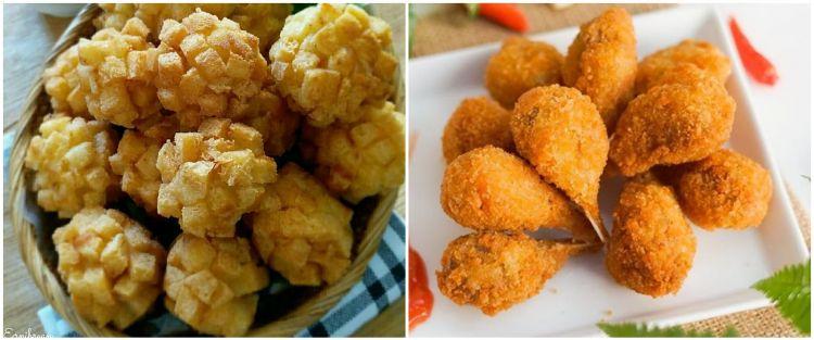 12 Resep camilan dari seafood kekinian yang enak dan mudah dibuat
